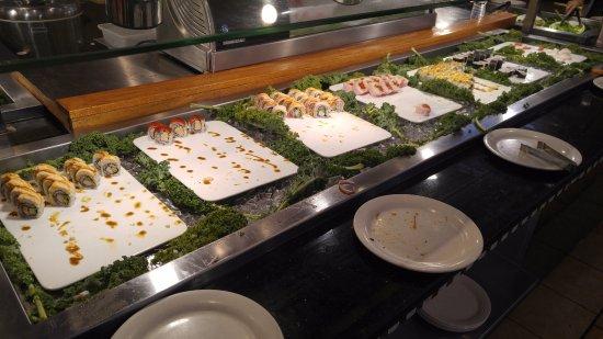 Hokkaido Chinese And Anese Buffet