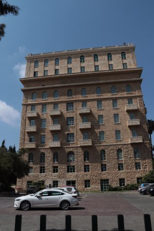 The King David: King David Hotel