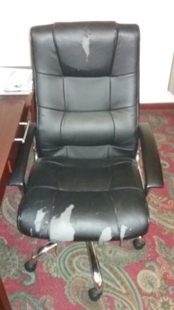 Americas Best Value Inn - Edmond / Oklahoma City North: Desk chair