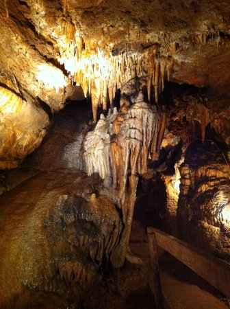 Cosmic Cavern, Berryville, AR