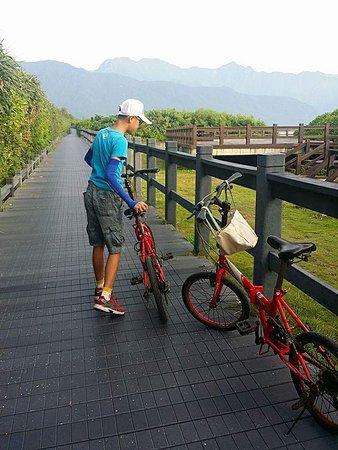 Qixing Lake Binhai Bicycle Road: FB_IMG_1494004915949_large.jpg