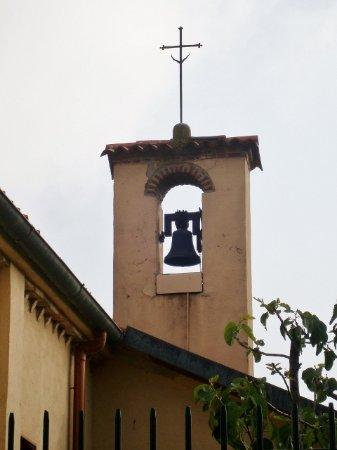 Chiesetta dei SS. Filippo e Giacomo di Nosedo: Campaniletto