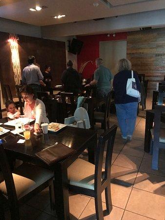Nuevo Casas Grandes, Messico: Dinning Room