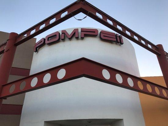 Nuevo Casas Grandes, Mexique : Front Entrance