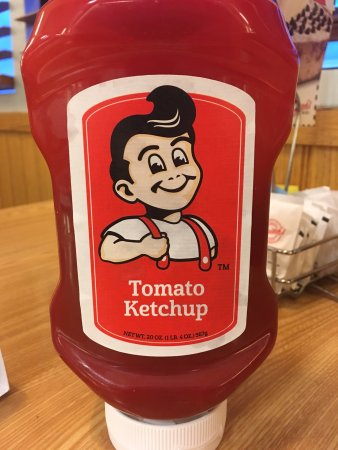 Englewood, Огайо: Whoa....Big Boy Ketchup!