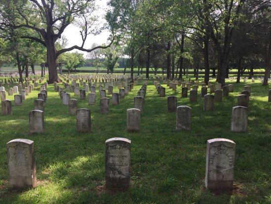 Murfreesboro, TN: Stones River National Cemetery