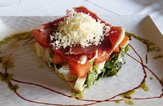 Berchules, Hiszpania: Algunos platos