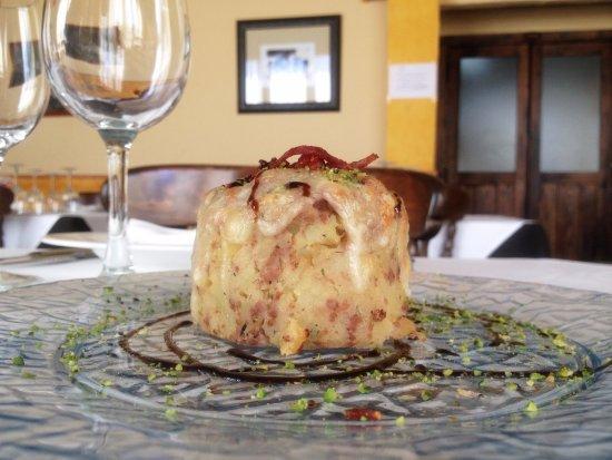 Bérchules, España: Algunos platos