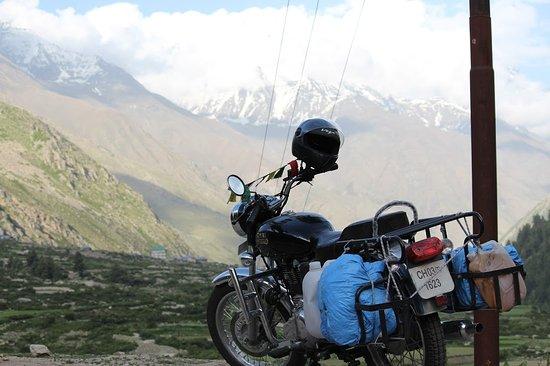 Himalaya Rides motorcycle rentals