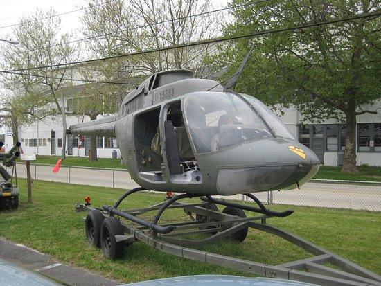 Rio Grande, Nueva Jersey: Helicopter
