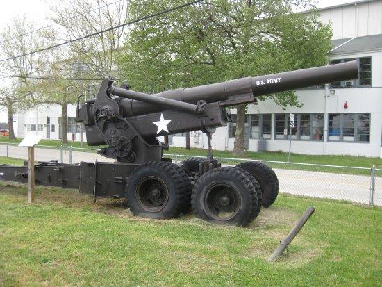Rio Grande, Nueva Jersey: Artillery
