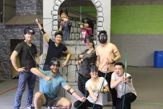 Battle Archery = fun times