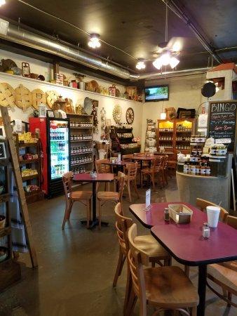 Hampton, GA: cafe