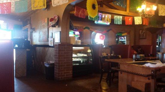 Temple, TX: Nice atmosphere,  good food