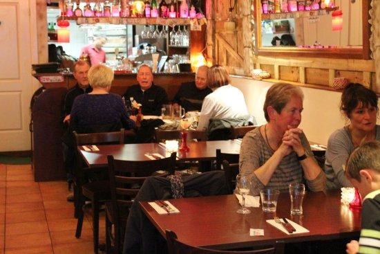 Il centro amsterdam centrum ristorante recensioni for Hotel vicino piazza dam amsterdam