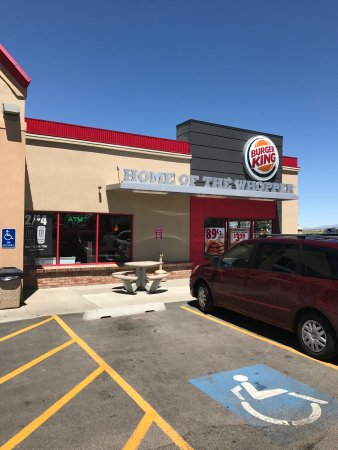 ฟิลล์มอร์, ยูทาห์: Burger King