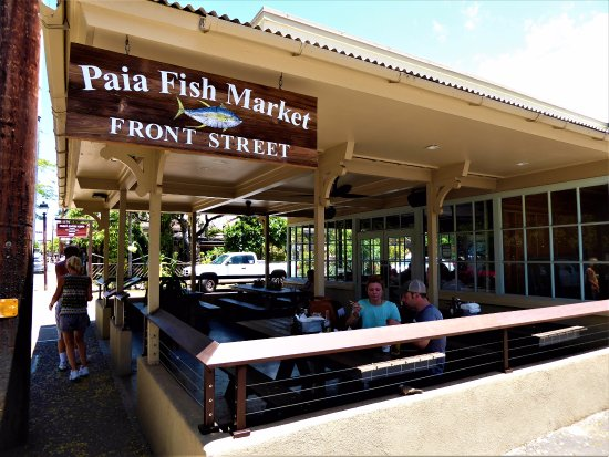 New Lahaina Restaurants