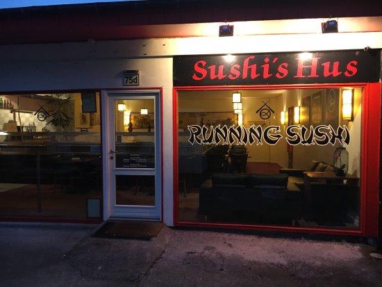 Vordingborg, Denmark: Sushi's Hus
