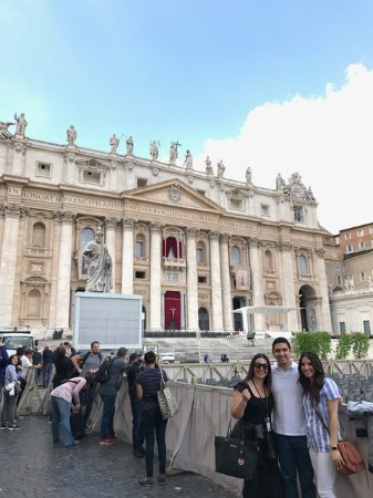 Tour Of The Vatican And St Peter39s Basilica With Sara Verde  Picture Of