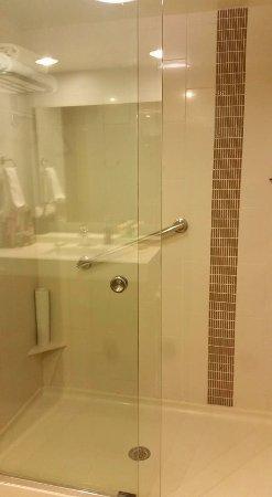 Stand Up Walk In Shower Ahhhhhh Picture Of Hyatt