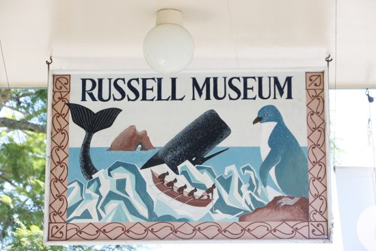 Russell Museum: Russell - Museum 5