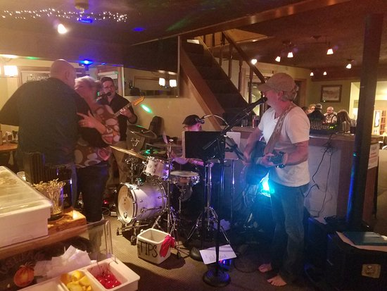 Bavarian Bistro & Bar: Mugsy's Groove Night! Check our Facebook for this weeks music Lineup!