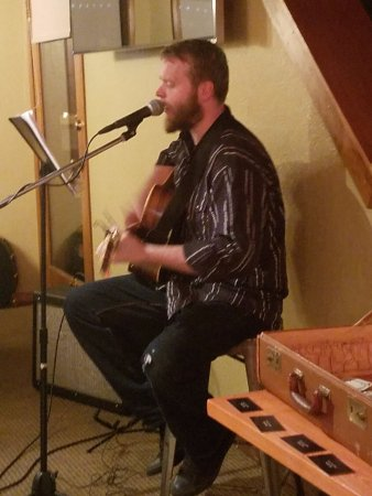 Bavarian Bistro & Bar: Nic Allen playing on a Sunday Night!