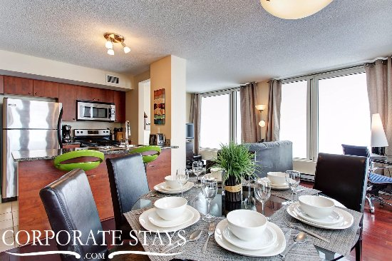 Les etoiles apartments by corporate stays updated 2017 for Appart hotel montreal