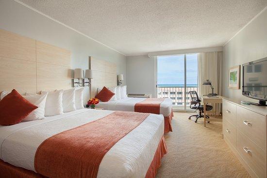 貝特特維斯特棕櫚康達多套房飯店