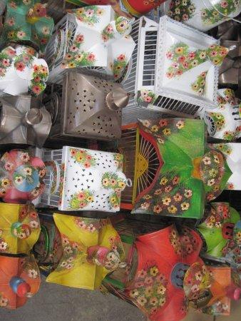 Mercado Centro - San Miguel De Allende: Bendito el arte!