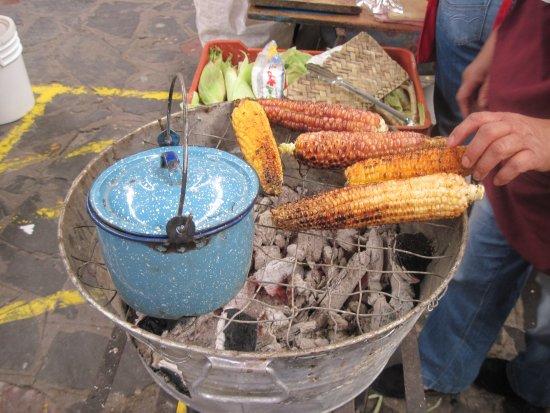 Mercado Centro - San Miguel De Allende: Mi plato favorito.
