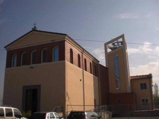 chiesa di santa Maria Immacolata a Catena