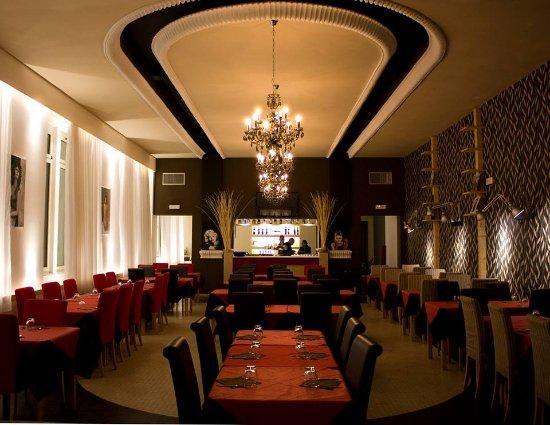 Il ristorante pizzeria MYAD1 ...vi aspetta.