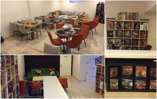 Da Vinci Board Game Cafe