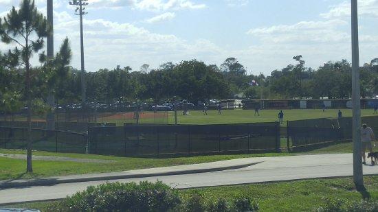 Daytona Beach, FL: Baseball field