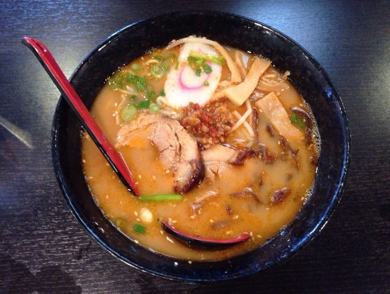 North Brunswick, NJ: Spicy Miso Ramen