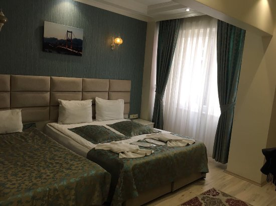 Picture of reyyan hotel istanbul tripadvisor for Reyyan hotel