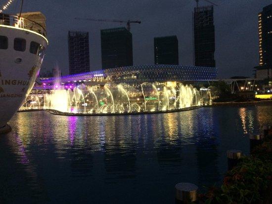 Sea World: Show das águas estilo Las Vegas