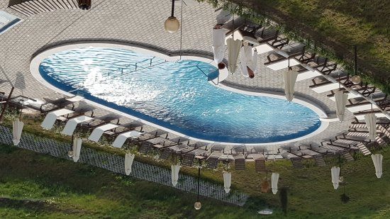 Kyustendil, Βουλγαρία: Predivan bazen topla voda, ljubazno osoblje ocena 5.