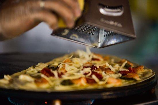 Comeway Creperia e Batataria: Capricho e ingredientes de alta qualidade garantem o sabor!