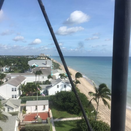 Hillsboro Beach, FL: View from top of Lighthouse