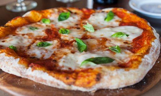 Хантингтон, Нью-Йорк: Artisanal Pizza