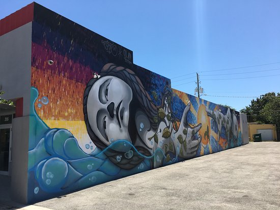 Downtown Hollywood Mural Project