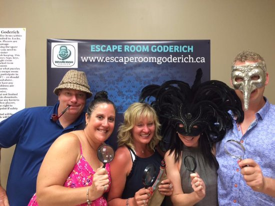 Escape Room Goderich