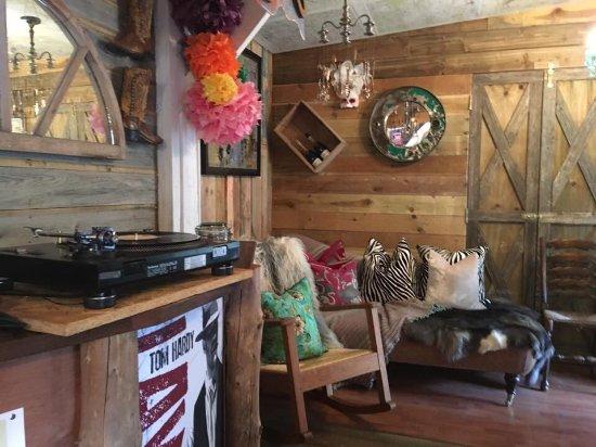 Saint Ewe, UK: Lower Barns Boutique B&B