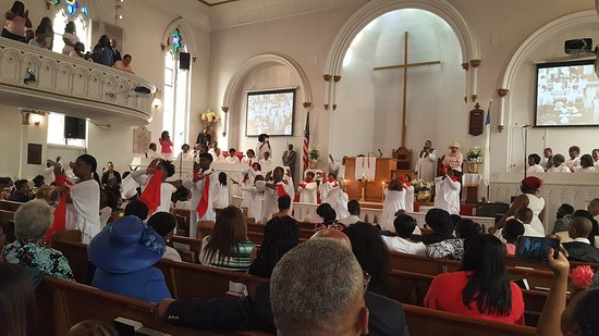 St. Luke African Methodist Episcopal  Church