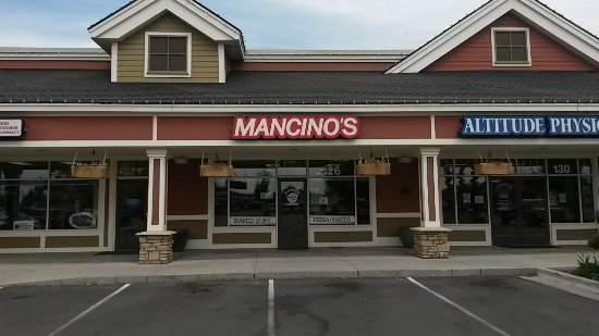 Mancino S Pizza Nampa Restaurant Reviews Photos Phone