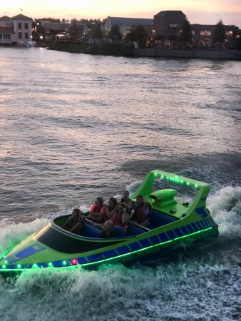 Myrtle Beach Speed Boat Tours