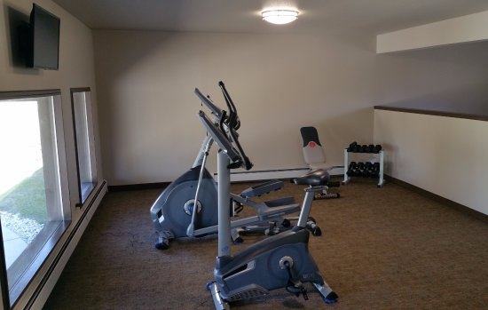 Monte Vista, CO: Fitness Room
