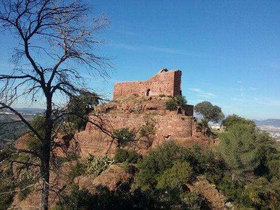 Martorell, Spain: Sant Genís de Rocafort, un balcón con vistas de lujo